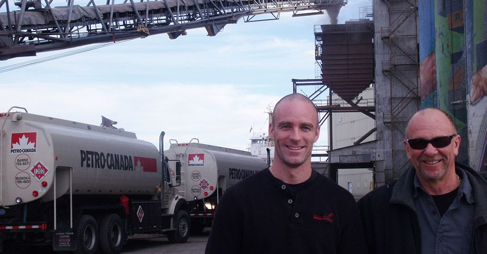 Bowman Fuels Ltd. | Petro-Canada fuel truck